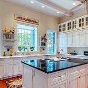 别墅简欧风格厨房欣赏