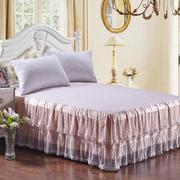 雅致温婉的卧室床