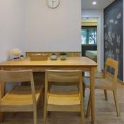 餐厅洁白墙面欣赏