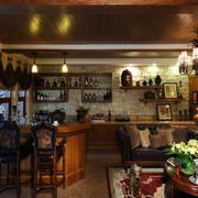 复古典雅的厨房