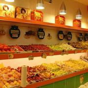 前卫时尚水果店