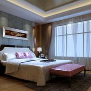 现代前卫卧室装饰
