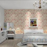 三室两厅卧室整体装潢