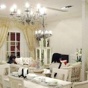 韩式客厅装饰欣赏