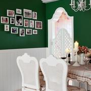 餐厅照片墙展示