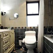 小户型家居卫生间设计