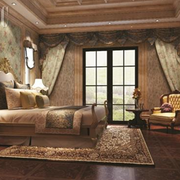 浪漫法式风格卧室