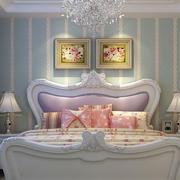 公主房卧室装潢
