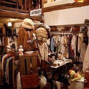 美式风格服装店