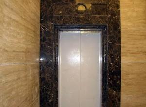 酒店电梯装潢欣赏