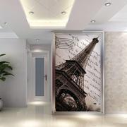 走廊吊顶灯饰布置