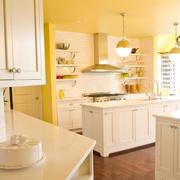 雅致温馨的厨房