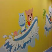 幼儿园卡通壁纸展示