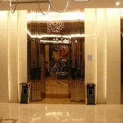 奢华酒店电梯