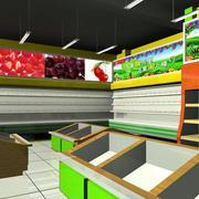 超市型的水果店