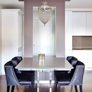 餐厅餐桌椅布置