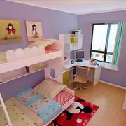 温馨甜美的儿童床