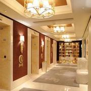 有档次的酒店电梯