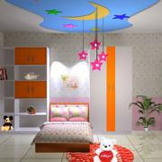 现代精致卧室壁纸