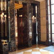 安全便利酒店电梯