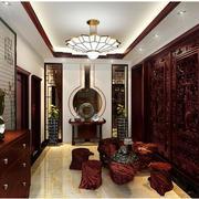 中式优雅气质鞋柜