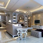 舒适优雅的客厅