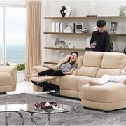 商品房客厅舒适沙发