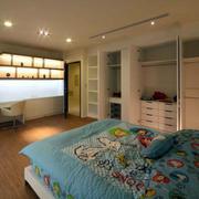 大户型儿童房卧室