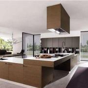 现代艺术厨房欣赏