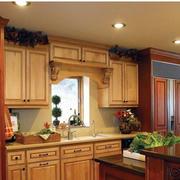 美式自然厨房展示