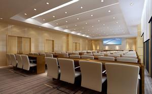 大户型会议室吊顶