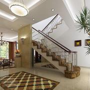 家居简单楼梯图片