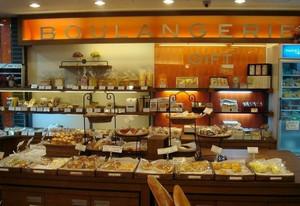 蛋糕店展示柜欣赏