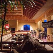 儒雅的大户型饭店