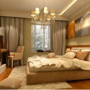 现代温馨卧室装潢