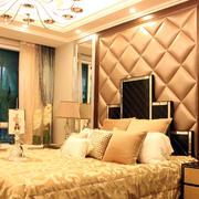 卧室奢华软包装饰