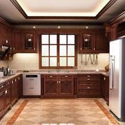 大户型家居厨房