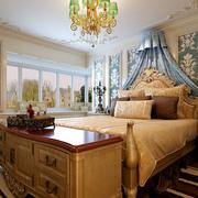 美式温馨的卧室