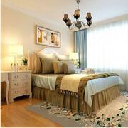 精致温馨的卧室榻榻米
