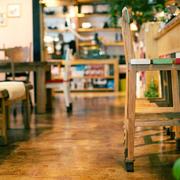 咖啡店地板瓷砖欣赏