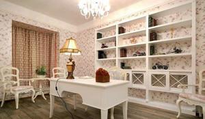 田园书房空间设计