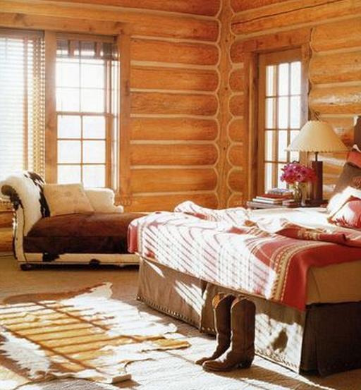 美式 乡村木屋 别墅室内装修 效果图大全 齐装网