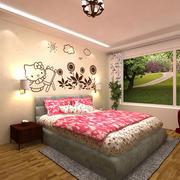 卧室可爱壁纸图案