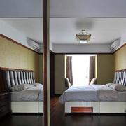 现代时尚卧室图
