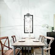 餐厅餐桌椅图片