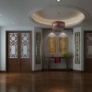 中式家装吊灯展示