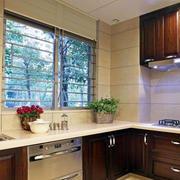 厨房百叶窗展示