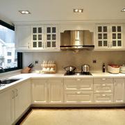 厨房简洁吊顶图片