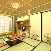 日式灵活变动的榻榻米