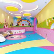 幼儿园梦幻装潢